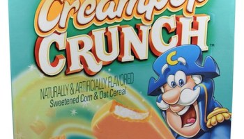 review limited edition capn crunchs orange creampop crunch cereal - Captain Crunch Halloween