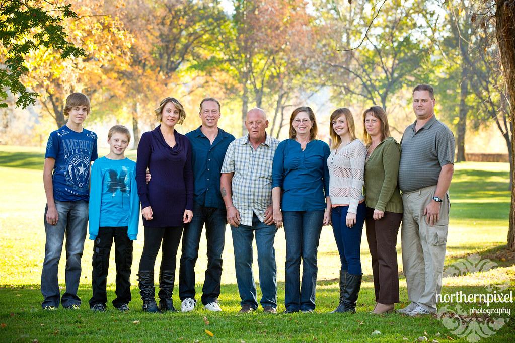 Family Photos Fort George Park