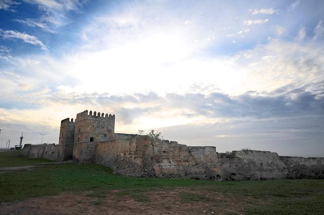Kasbah / Medhia, Kenitra / Marokko