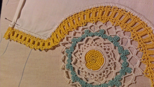 Grammy's lace