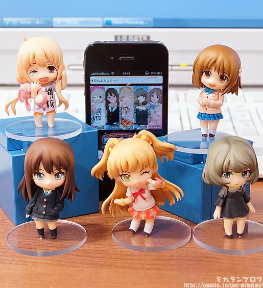 Nendoroid Petite: IDOLM@STER Cinderella Girls – Stage 01