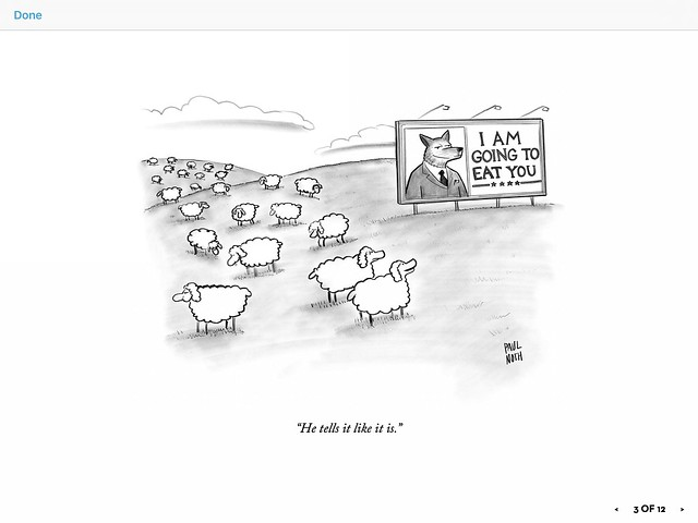 I Am Going To Eat You - Paul Noth