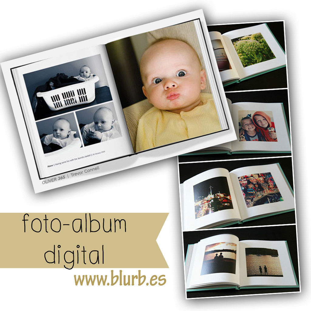 foto album digital blurb