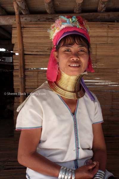 A Portrait of a Karen Woman