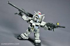 SDGO RX-78-2 (G3 Rare Color Variation) Unboxing & Review - SD Gundam Online Capsule Fighter (35)