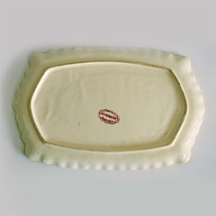 Braemore Pottery. Tray. Base
