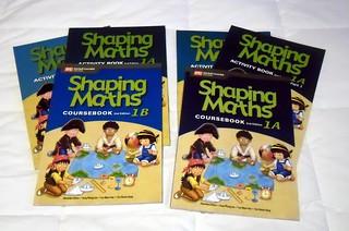 Shaping maths