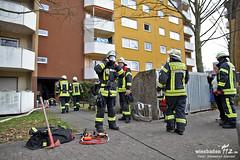 Feuer Altenwohnanlage Goerdelerstraße 29.11.12