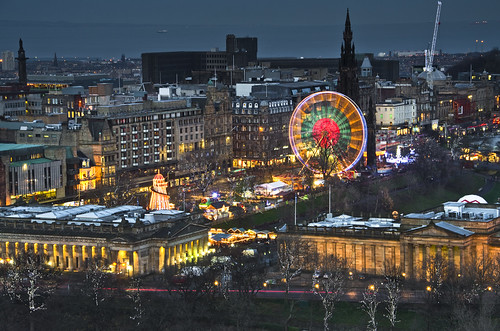 Edinburgh's Wonderland 2 December 2012