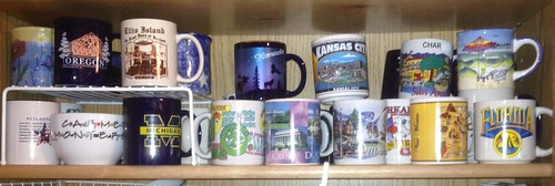 My mug collection