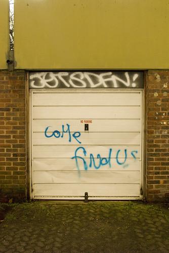 Garage Typography