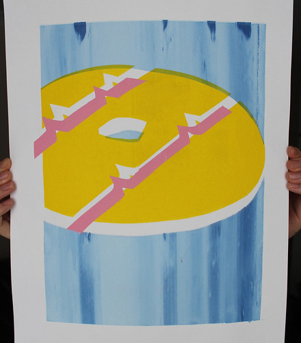 Party Ring Biscuit Sceen Print 2