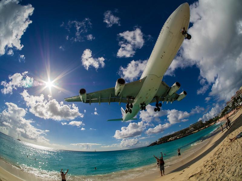 Maho Beach St. Maarten