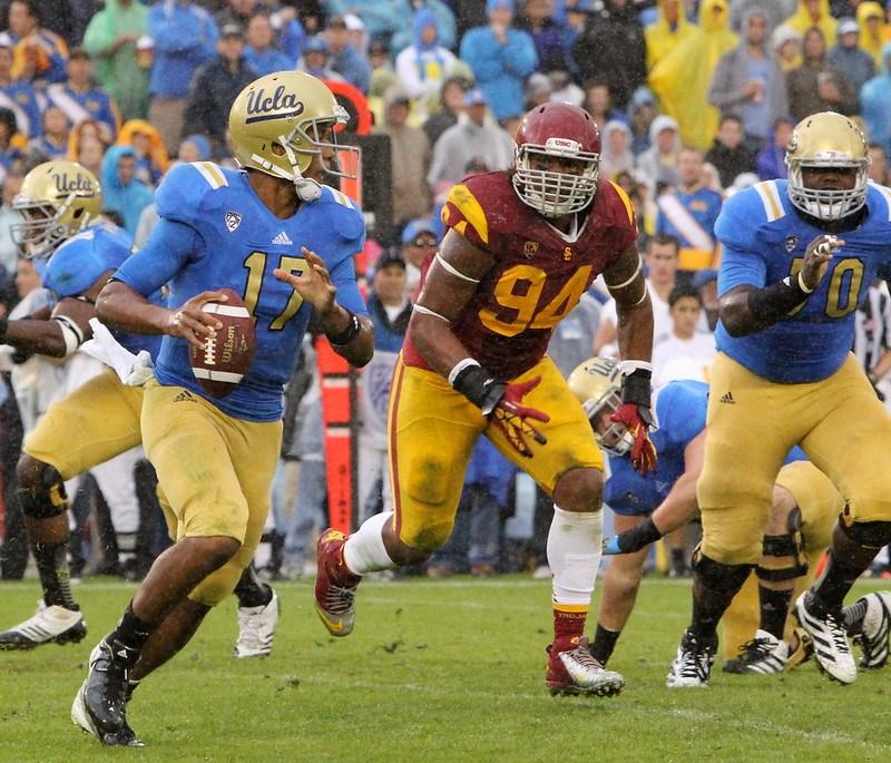 USC vs. UCLA Football 2012