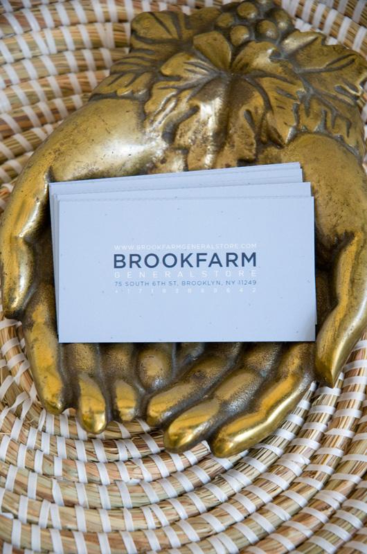 Brook Farm General Store in Brooklyn