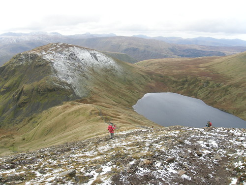 Seat Sandal and Grizedale Tarn