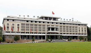 Reunification Palace by simmogem, on Flickr