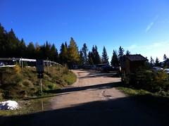 Parkplatz Altfasstal Meransen