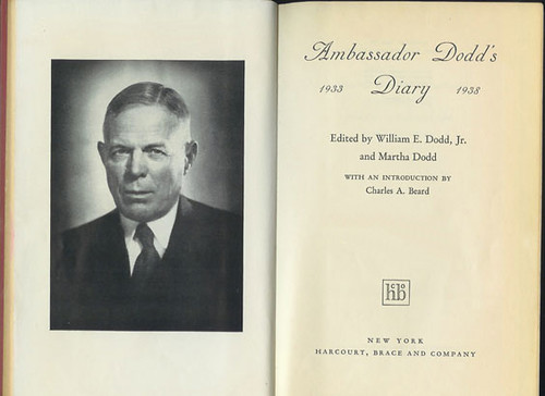 Il diario di William Dodd