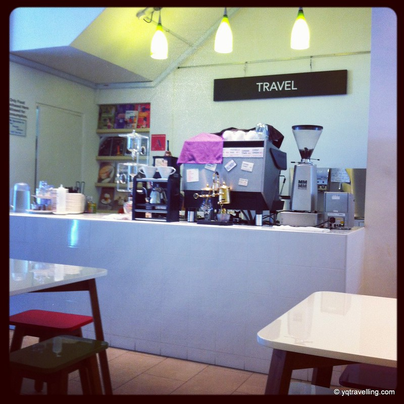 Drips Cafe--Travel
