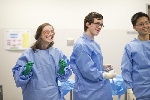 Surgery Workshop 2012