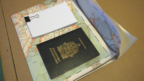 Travel Document Holder 23