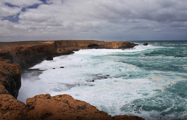 Hell's gate, Quobba W.A