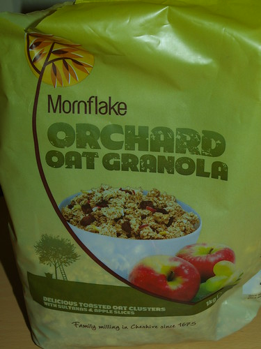 Mornflake Apple & Sultana Granola