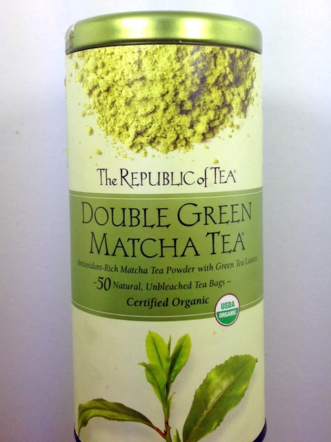 The Republic of Tea Double Green Matcha Tea