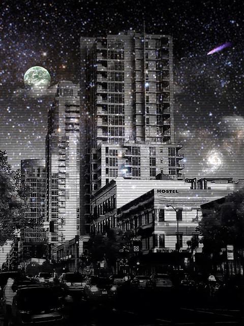 Alien Sky Demo