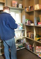 Reading Matters customer