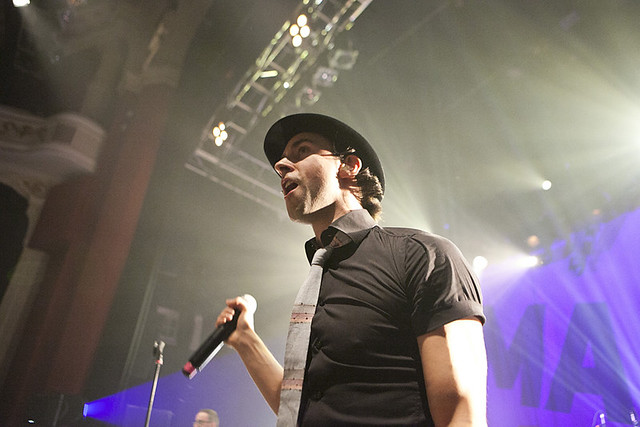 Maximo Park @ Shepherd's Bush Empire, London 07/11/12