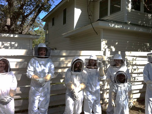 Nov 17 2012 Bee Class in Seguin