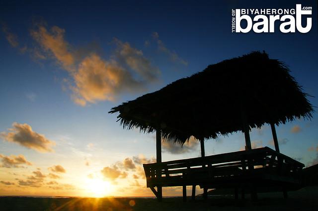 sunrise in puraran catanduanes