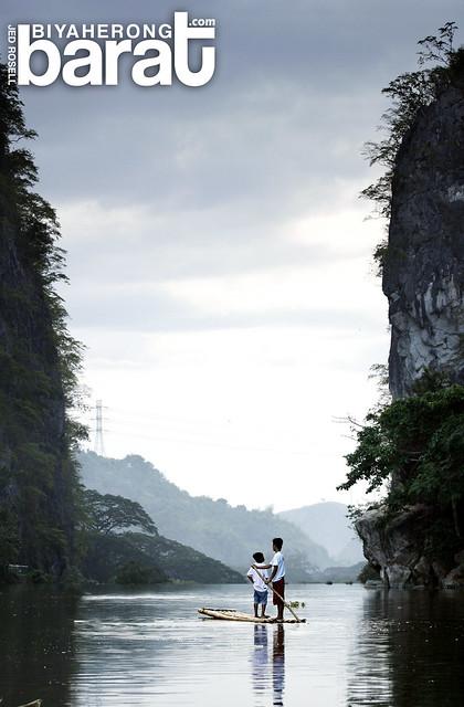 gorge in wawa dam rafting
