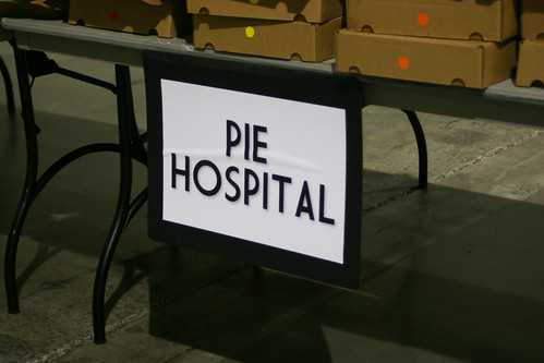 Pie Hospital at Pie in the Sky
