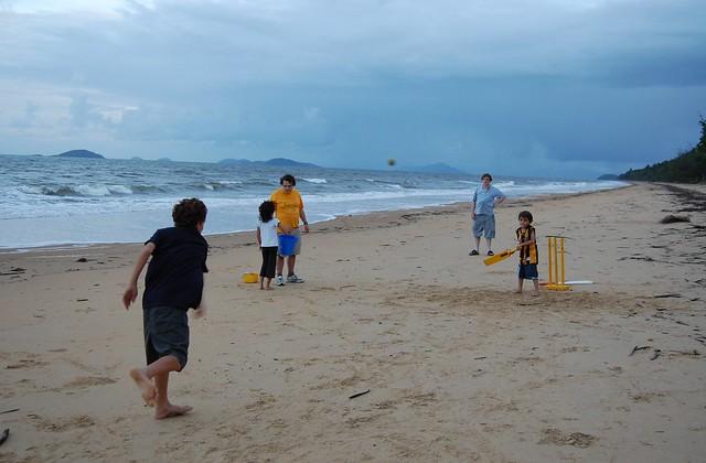 Cricket  - A Family Ritual