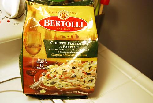 Bertolli package