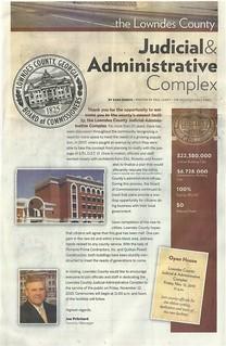 Flyer from November 2010