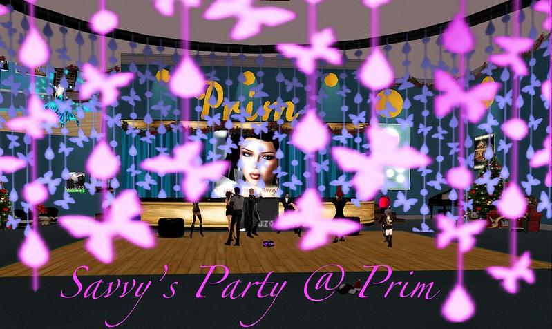 Savvy's Birthday Party