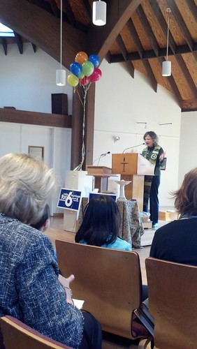 Celebrating the Legalization of Marriage Equality at Paint Branch Unitarian Universalist Church