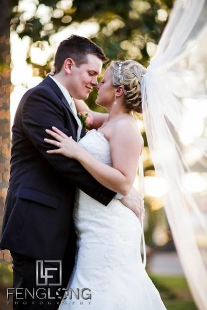 Becky & Chris' Wedding | Thompson House Gardens | Athens Wedding Photographer