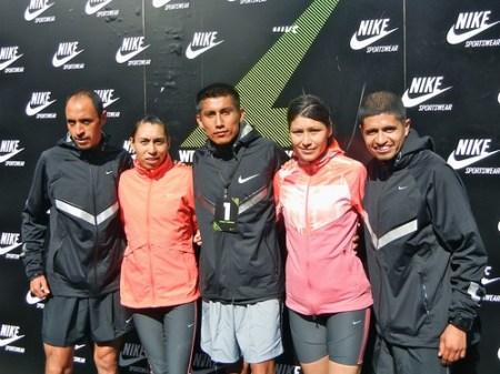 Nike We Run Mexico DF 2012