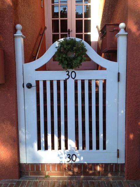 Charming house entrance, Noe Valley