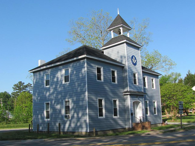 Masonic Lodge, Gloucester, Va 1