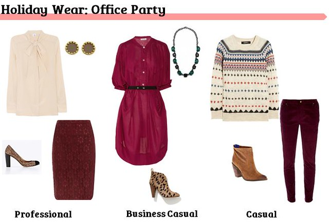 Simply Epalf Holiday Wear Office Party