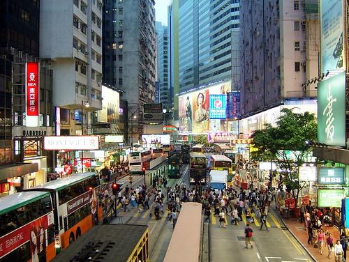 HongKong-causewaybay