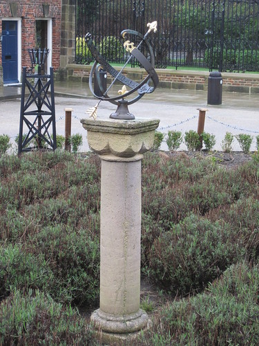 Sundial,Kirkleatham Almshouse