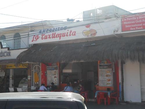 Antojitos La Tuxtlequita Tulum MX