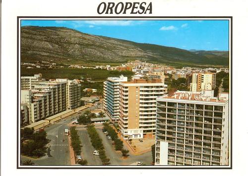 Avenida de Columbretes. 1995